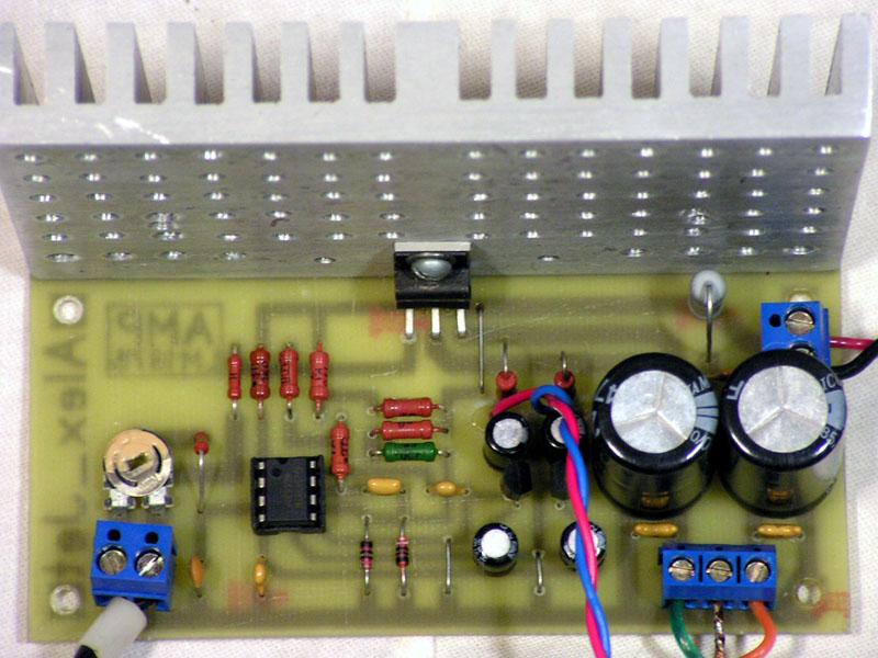 """Изначально усилитель разрабатывался для Speaker Workshop and JustMLS Box( """"коробочка """") 4, поэтому конфигурация с..."""